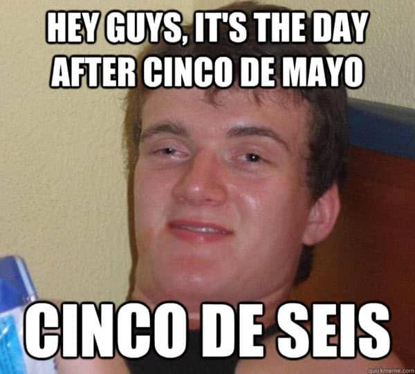 cinco de mayo seis meme