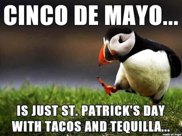 cinco de mayo tacos meme