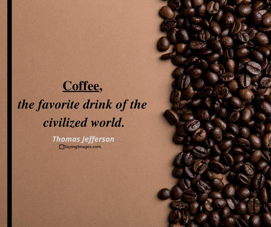 coffee favorite quotes