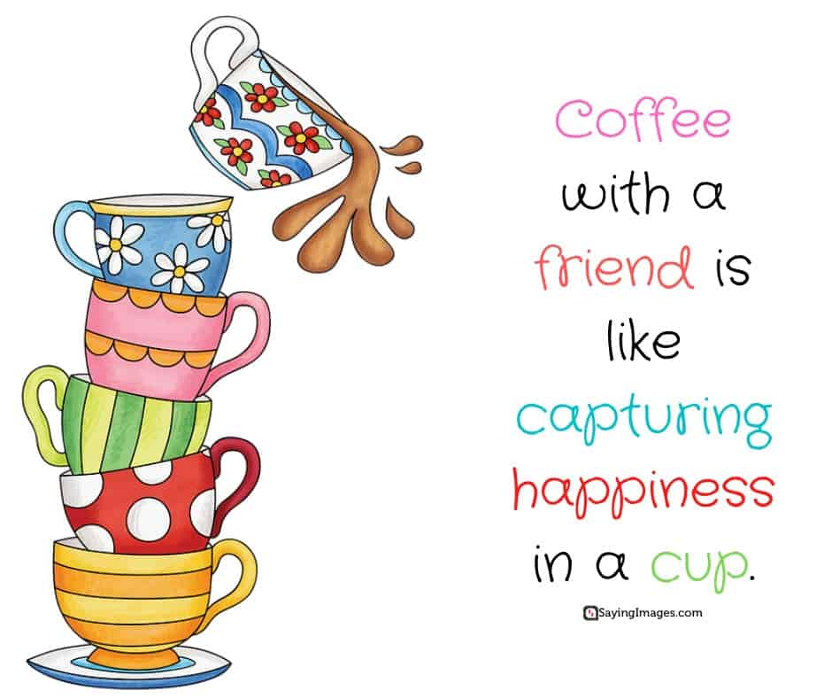 coffee friend quotes