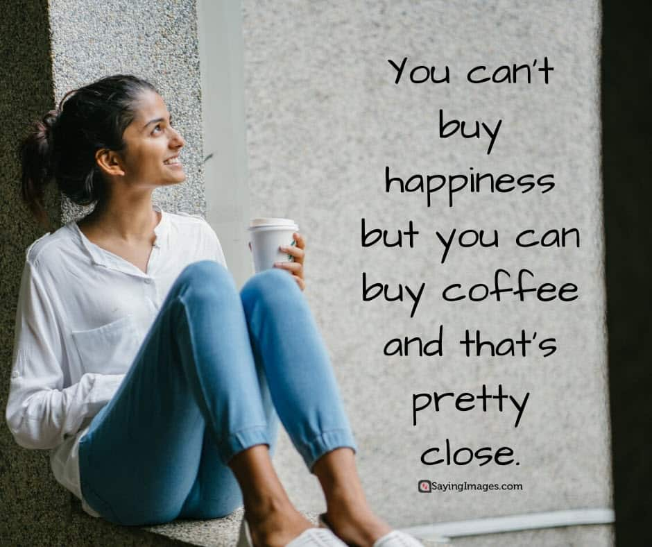coffee happiness quotes