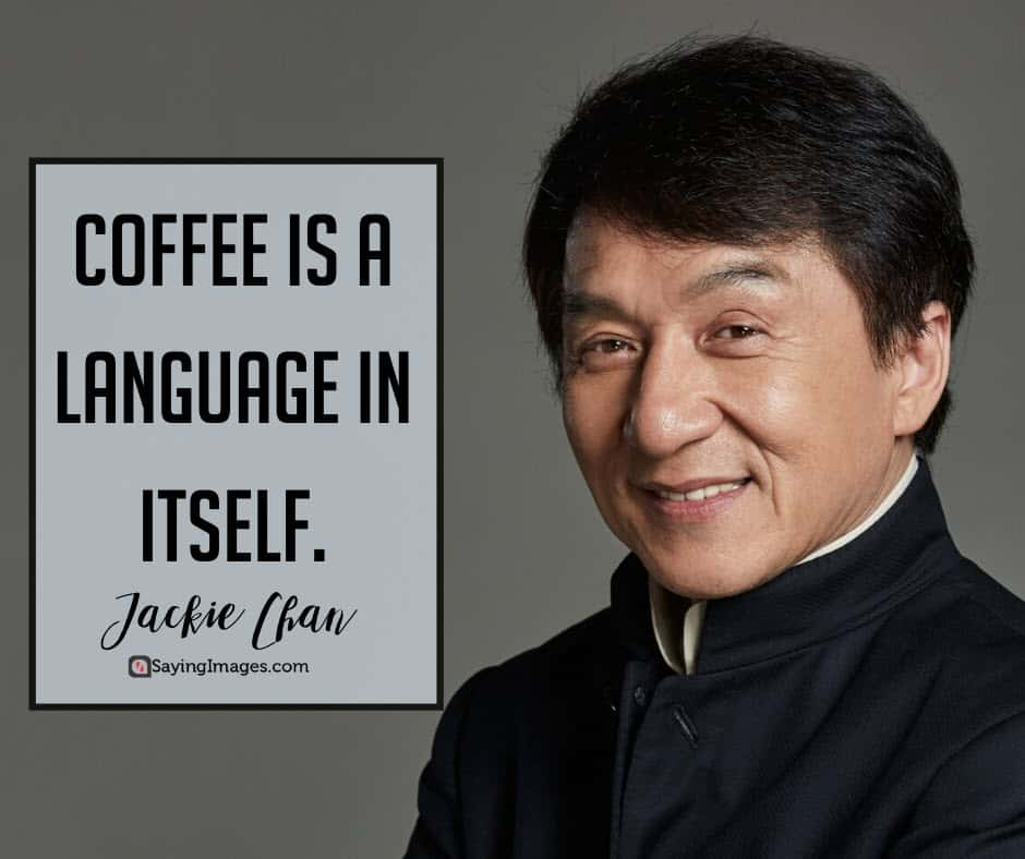 coffee language quotes