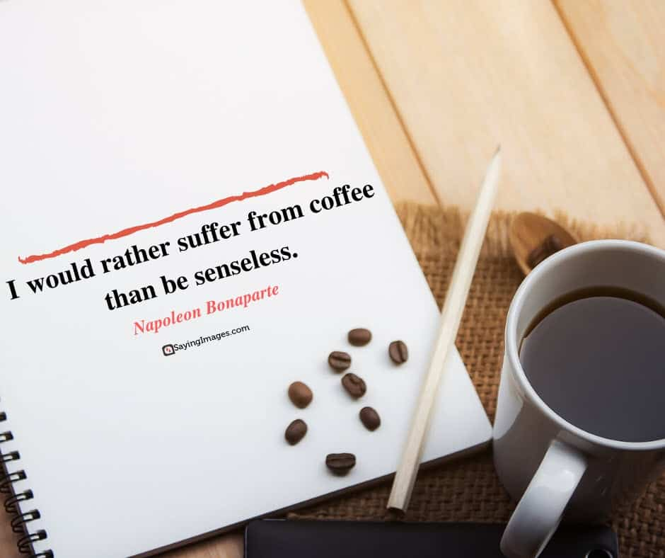 coffee suffer quotes
