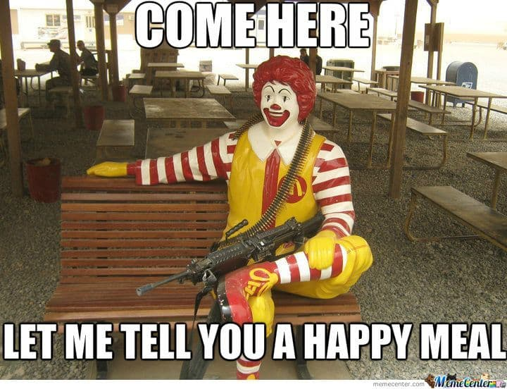 20 McDonald's Memes That Will Surely Make You Happy