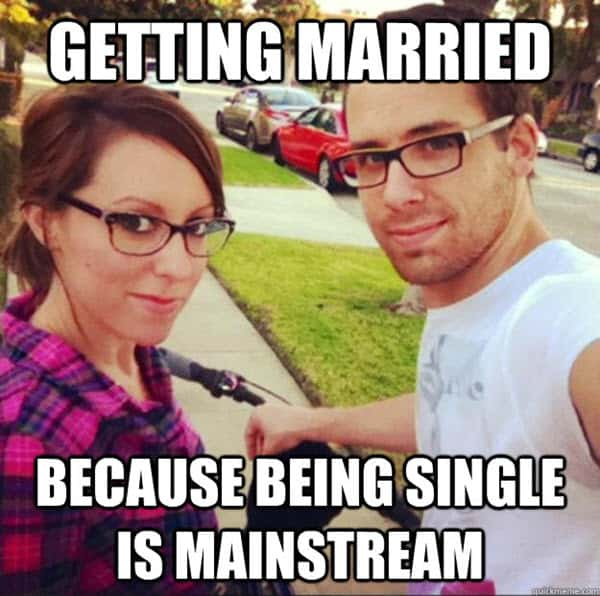 couple too mainstream memes