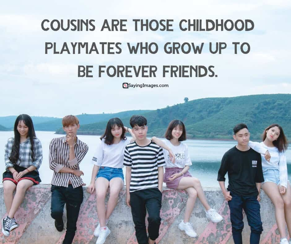 cousin playmates quotes
