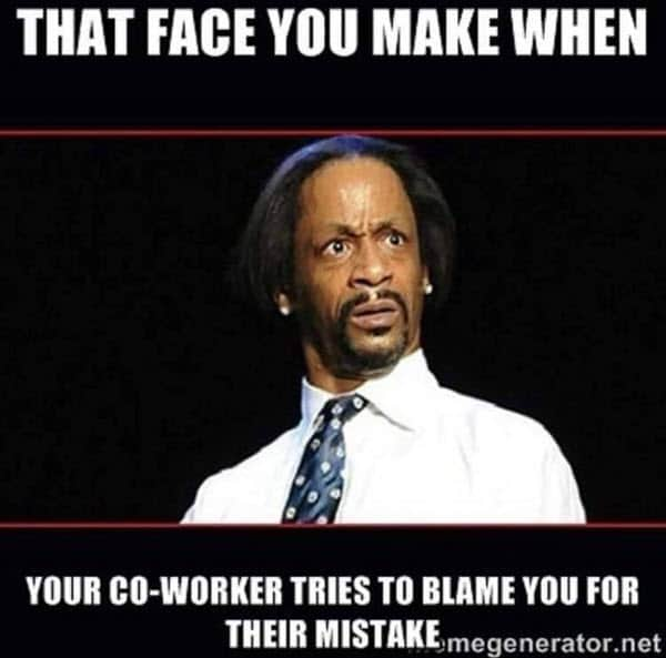 coworker the face you make meme
