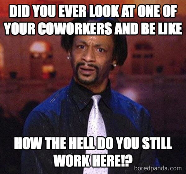 coworkers meme