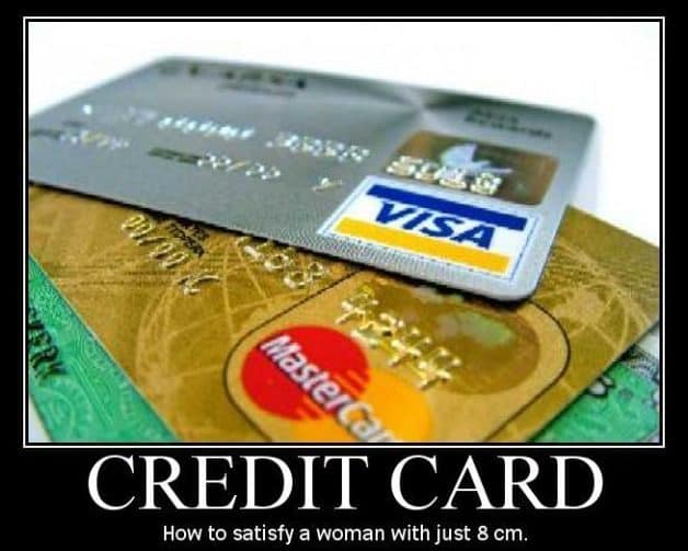 20 Funny Credit Card Memes That Will Have You Crying