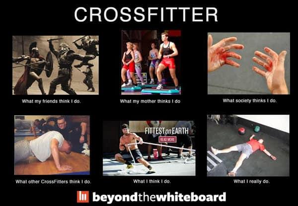 crossfit crossfitter meme