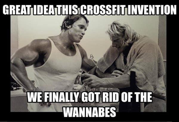crossfit invention meme
