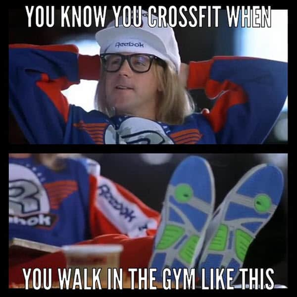 crossfit you know meme