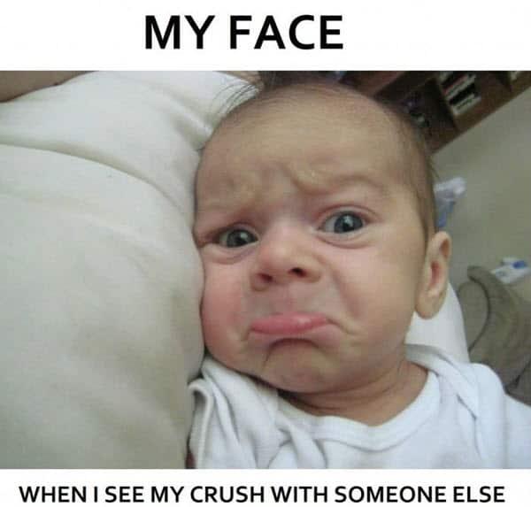 crush my face memes