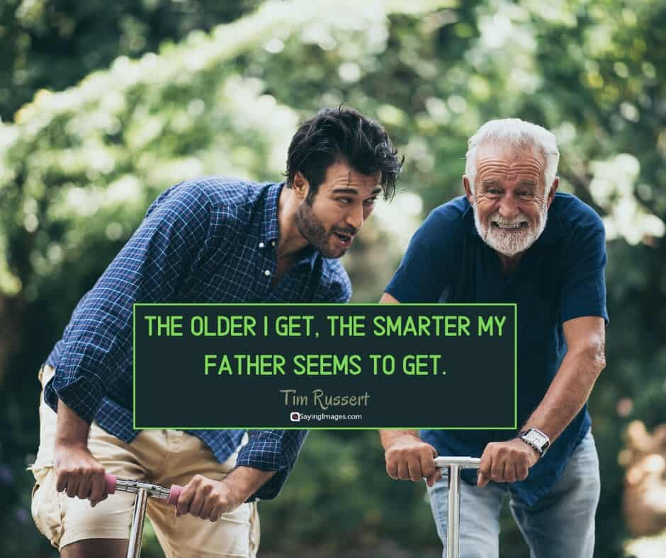 dad smarter quotes