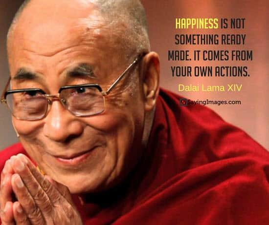 dalai lama happiness quotes