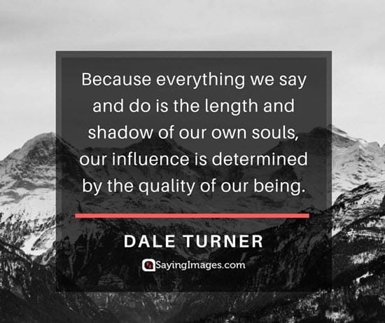 dale turner influence quotes