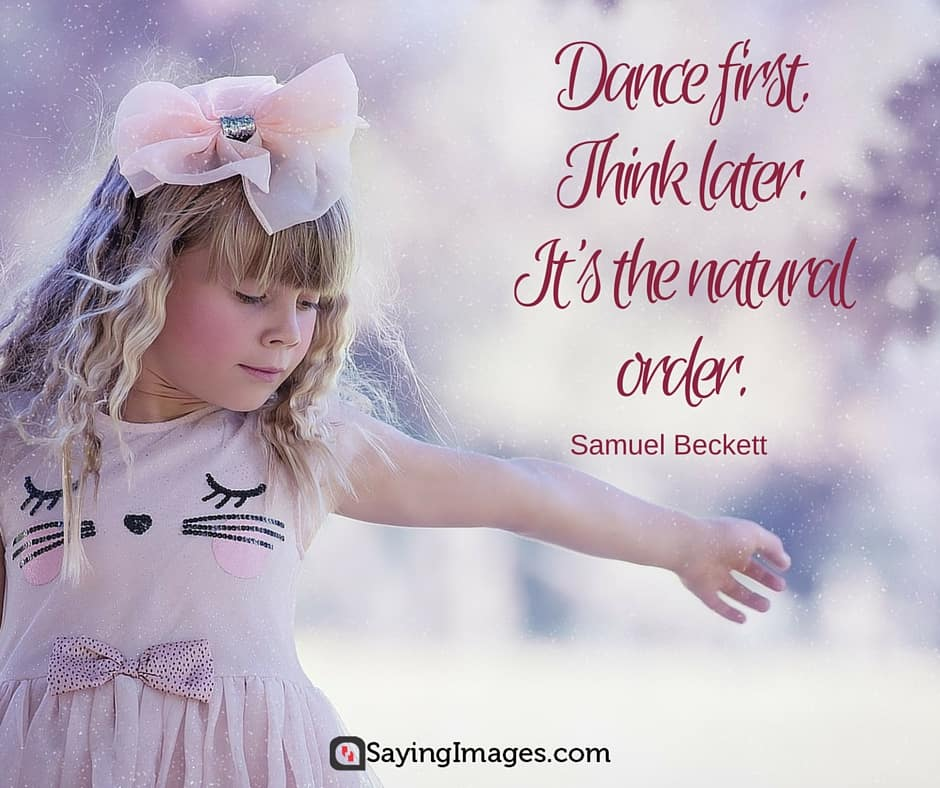 dancer quotes for kids