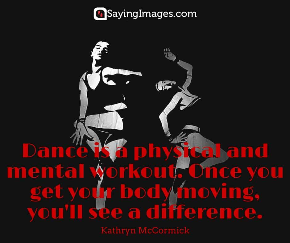 dancing quote