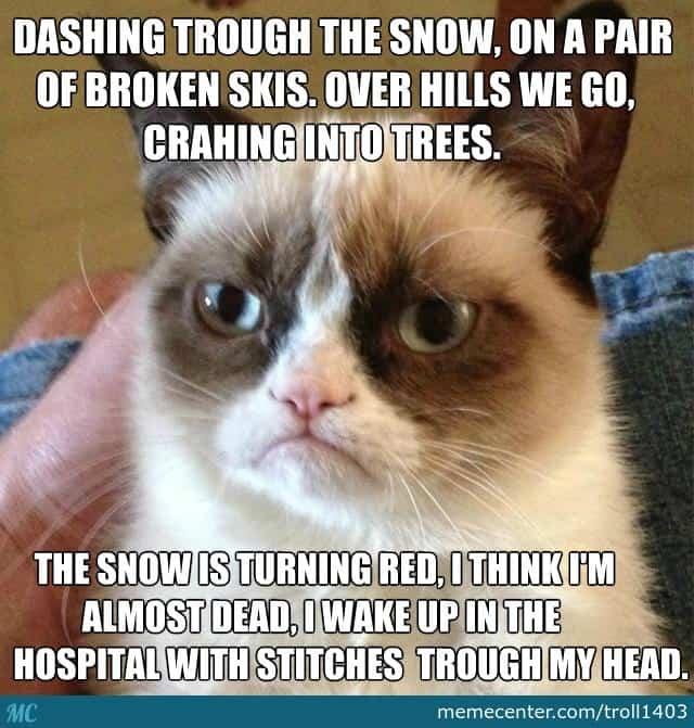 15 Christmas Song Memes To Make Your Holidays Extra Fun   SayingImages.com