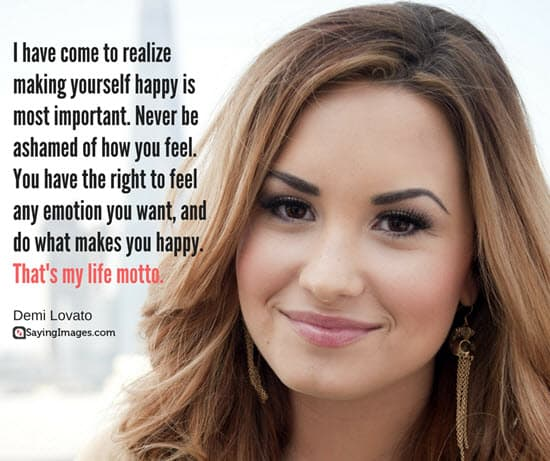 demi lovato women quotes