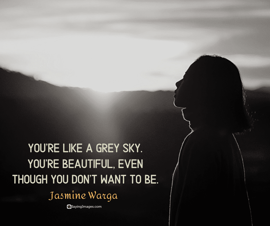 depression sky quotes