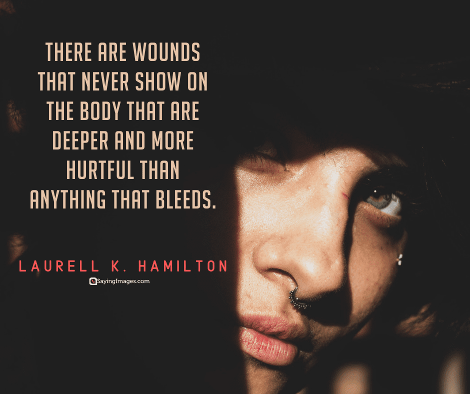 depression wounds quotes