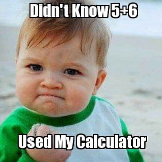 Funny Meme For Math : Funny math memes we can all relate to sayingimages