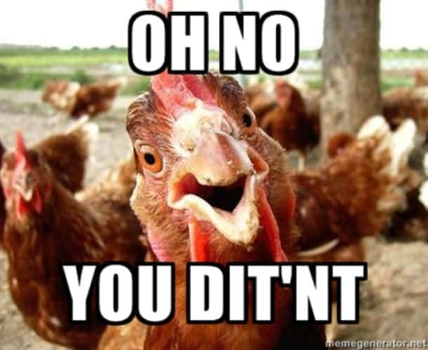 Chicken Wings Funny Meme: 20 Chicken Memes That Are Surprisingly Funny