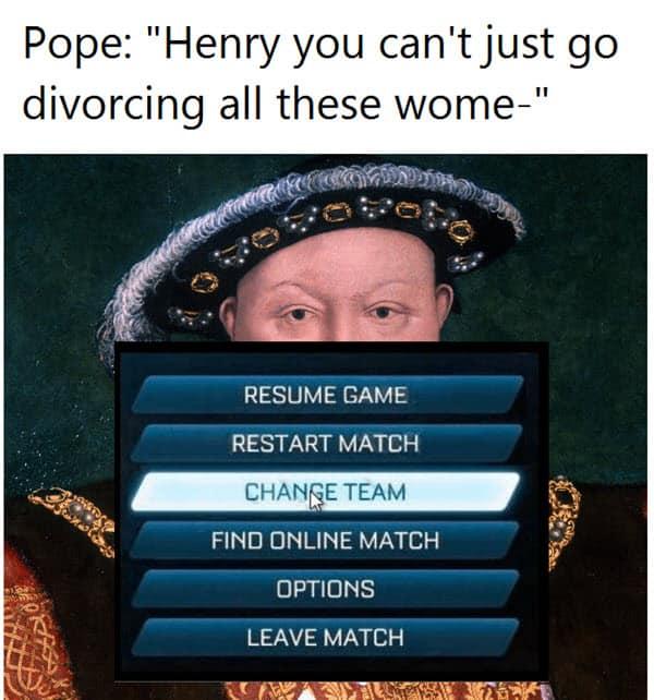 divorce henry memes