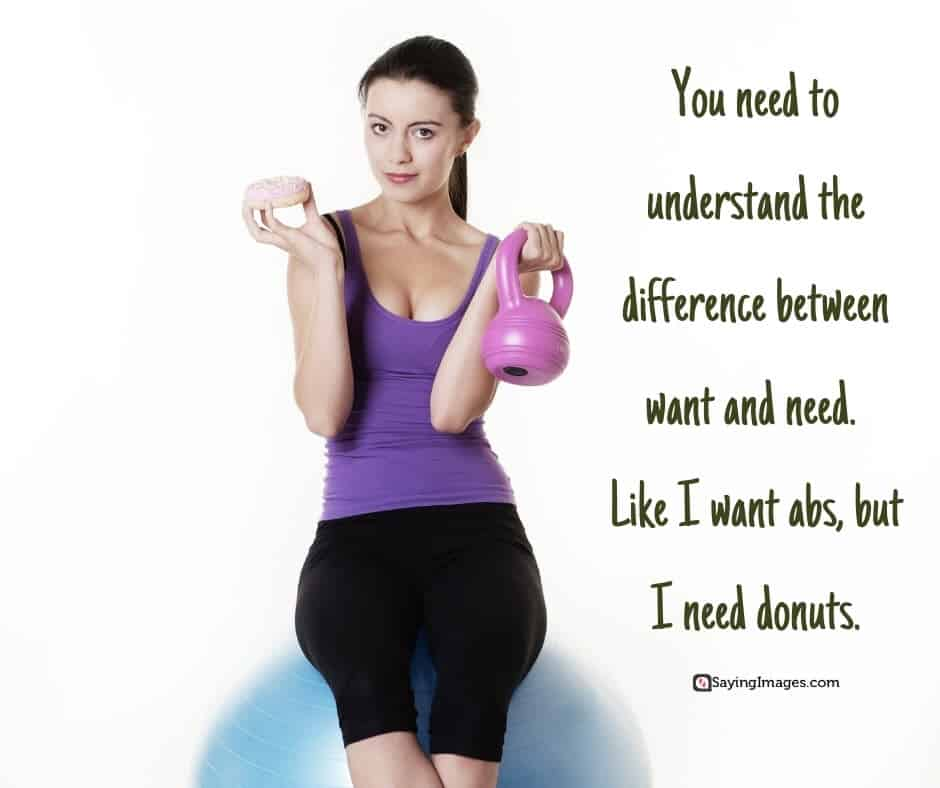 donut difference quotes