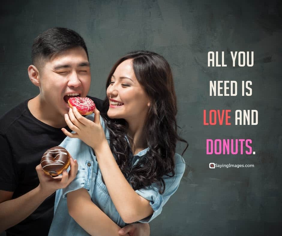 donut love quotes