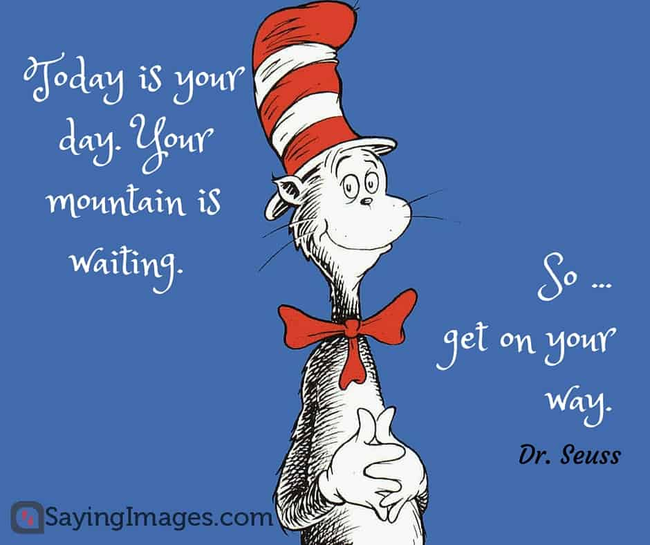Dr Seuss Who Is He: 40 Favorite Dr. Seuss Quotes To Make You Smile