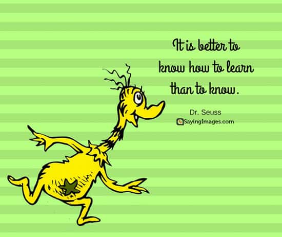 dr seuss quotes books