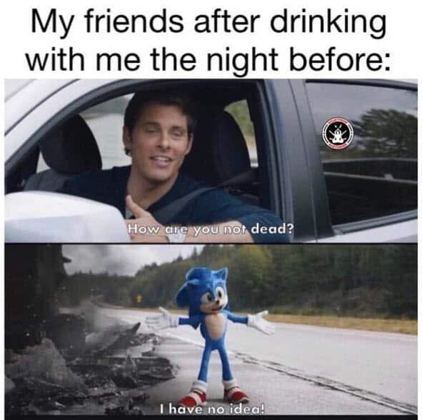 drinking friends meme