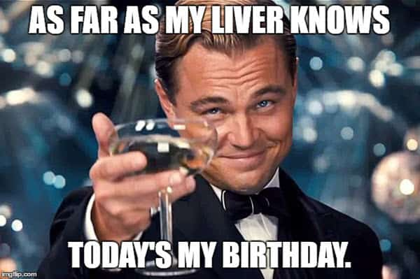drinking liver knows meme