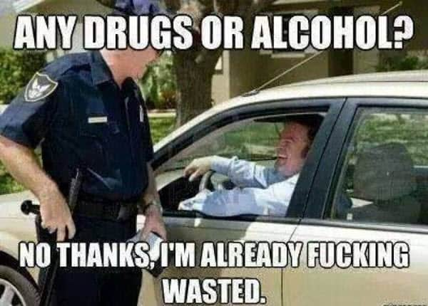 drinking wasted meme