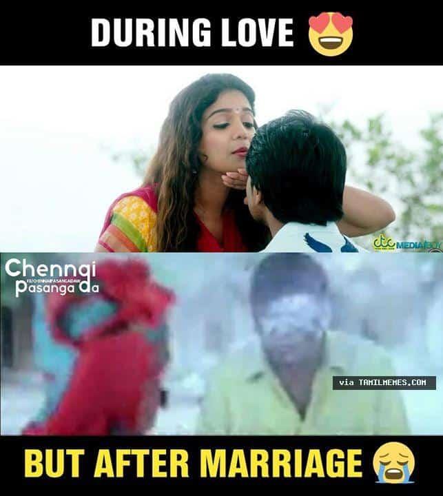 Meme - After men and women get married - Viral Viral Videos |Woman Marriage Meme