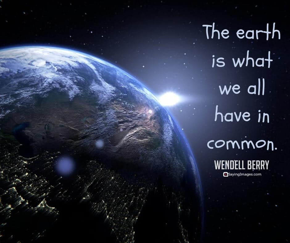 earth day common quotes