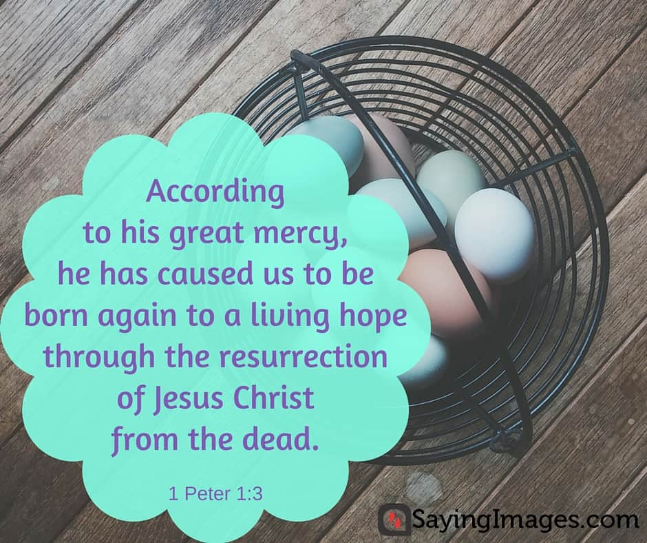 easter quotes bible