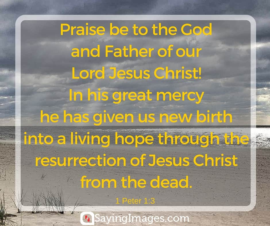 Christian Easter Quotes Delectable 48 Easter Bible Verses On The Resurrection Of Christ SayingImages
