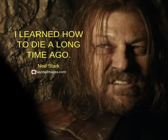 eddard stark quotes