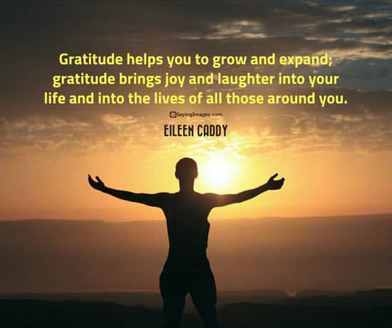 eileen caddy gratitude quotes
