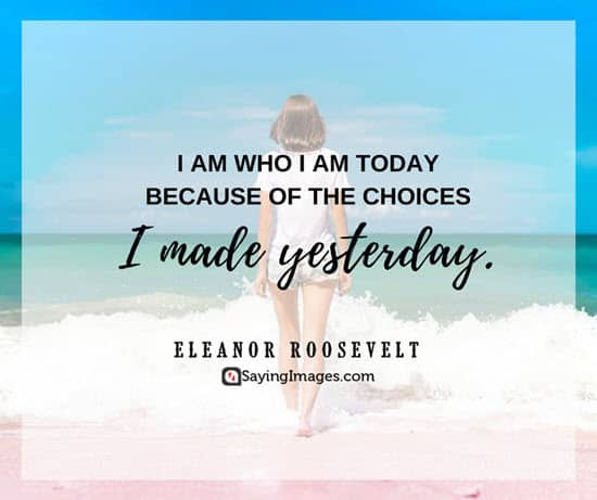 eleanor roosevelt i am quotes