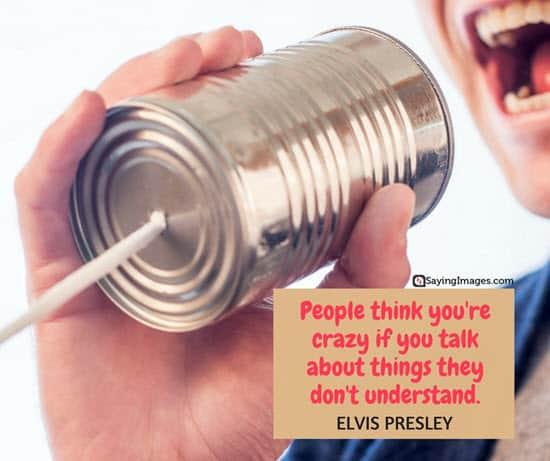 elvis presley quotations