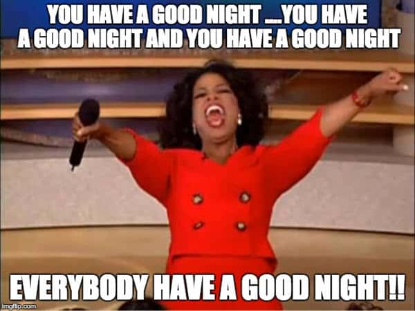 everybody have a goodnight meme