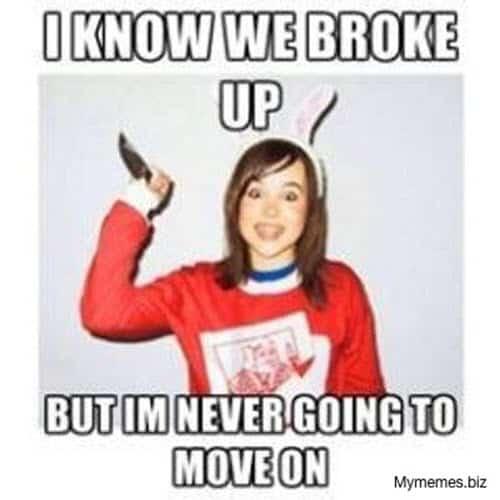ex girlfriend broke up memes
