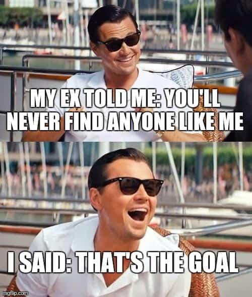 ex girlfriend goal memes