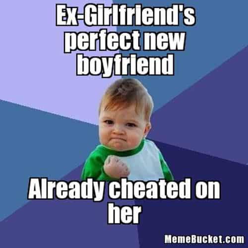 ex girlfriend new boyfriend memes