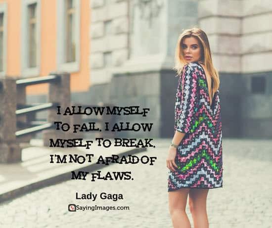 failure lady gaga quotes