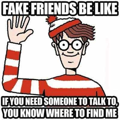 fake friends be like meme 20 fake friends memes that are totally spot on sayingimages com